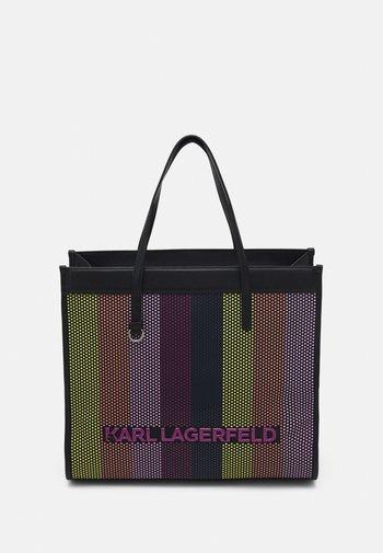 SKUARE LARGE BIARRITZ TOTE - Tote bag - multi