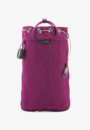 TRAVELSAFE 5L GII PORTABLE SAFE - Travel accessory - currant pink