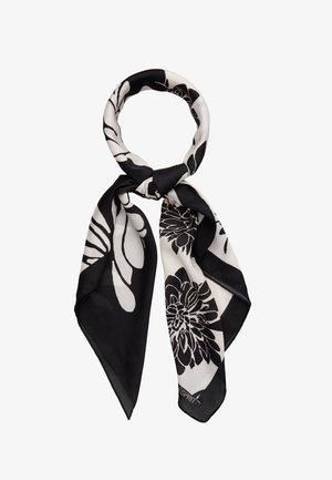 FLOWERMIX - Foulard - black