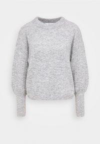 ALPIA - Jumper - high-rise grey melange