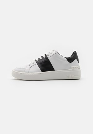 VERONA STRIPE  - Zapatillas - white/black