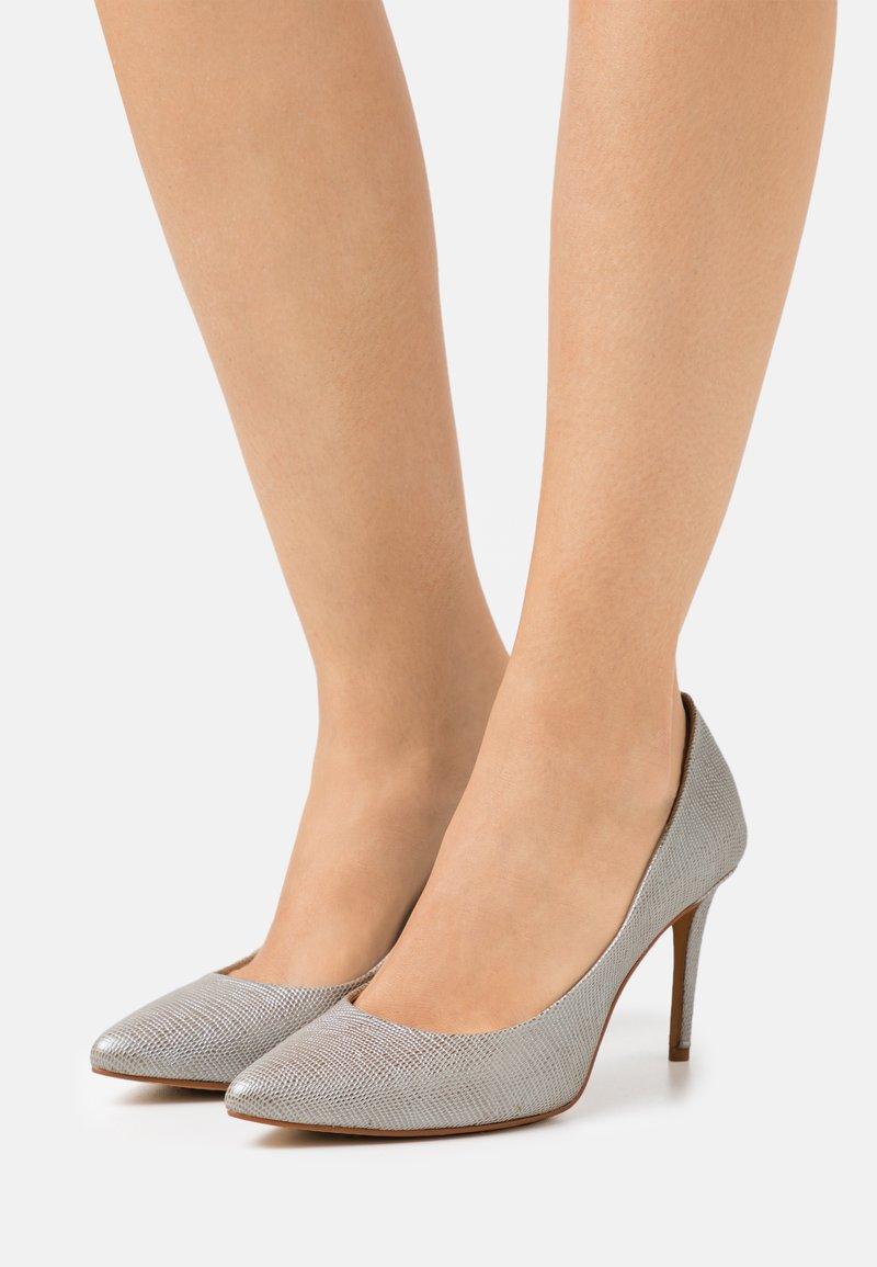 Steven New York - NIKKIE - Classic heels - pewter