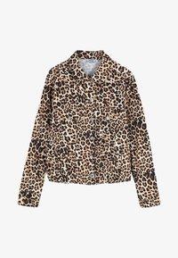 LIU JO - Summer jacket - brown - 4