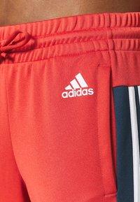 adidas Performance - TEAMSPORTS  - Survêtement - red - 7