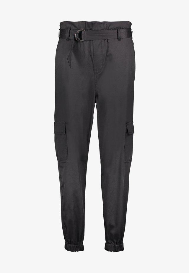 Pantalon cargo - noir