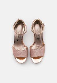 Tamaris - Platform sandals - rose glam - 5