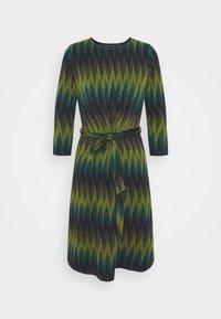 King Louie - HAILEY DRESS LIBERTA - Day dress - night sky blue - 3
