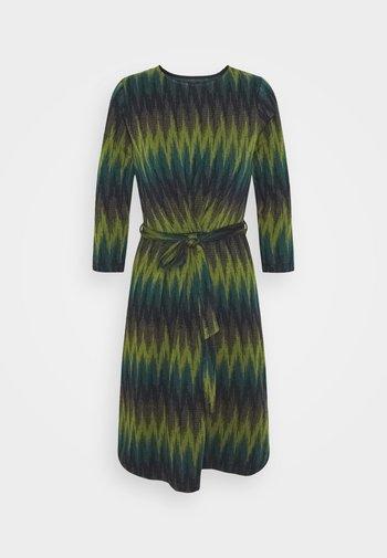 HAILEY DRESS LIBERTA - Day dress - night sky blue
