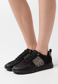 Paul Smith - EXCLUSIVE RAPID - Baskets basses - black - 0