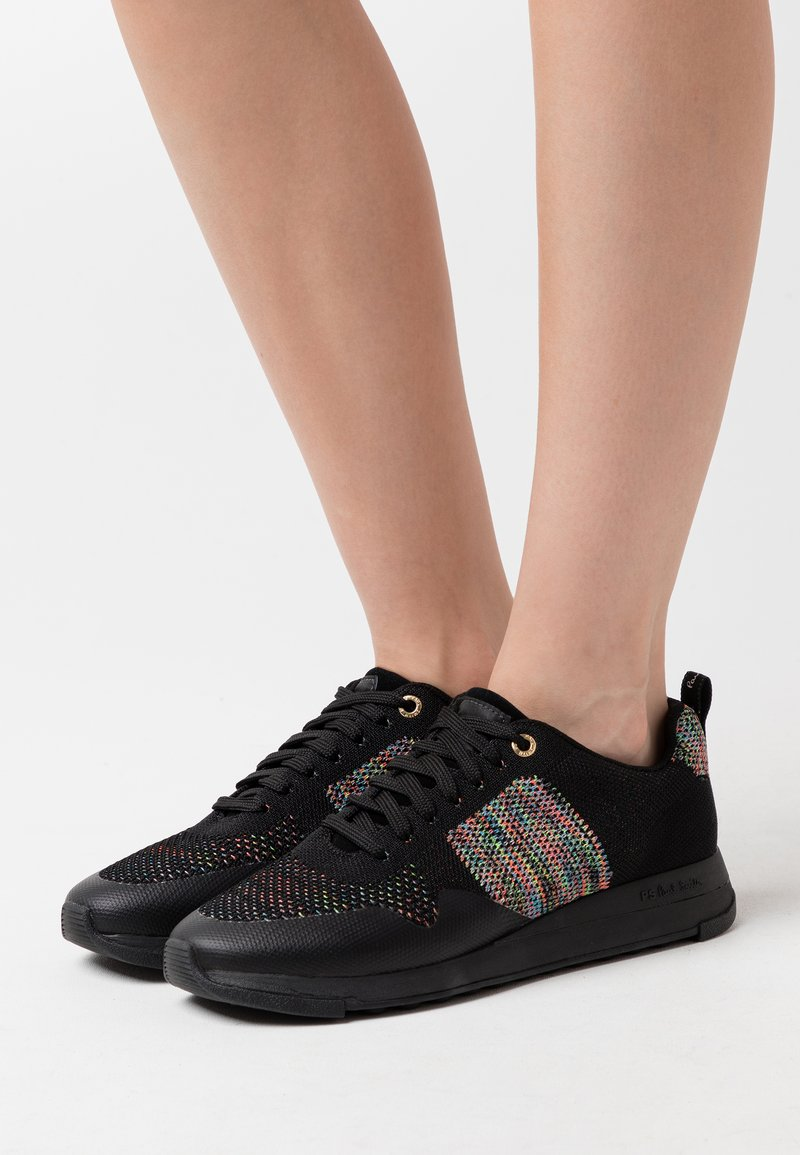 Paul Smith - EXCLUSIVE RAPID - Baskets basses - black