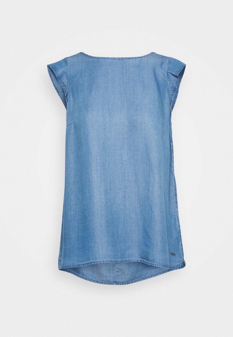 TOM TAILOR DENIM - T-shirts print - blue denim
