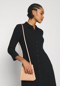 YAS - YASSAVANNA LONG DRESS - Maxi dress - black - 3