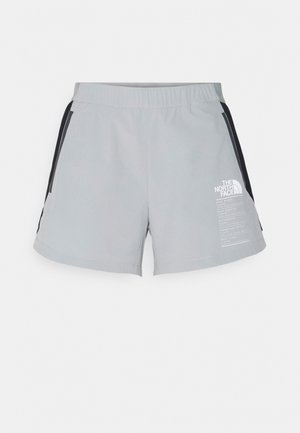 GLACIER SHORT - Korte broeken - grey/black