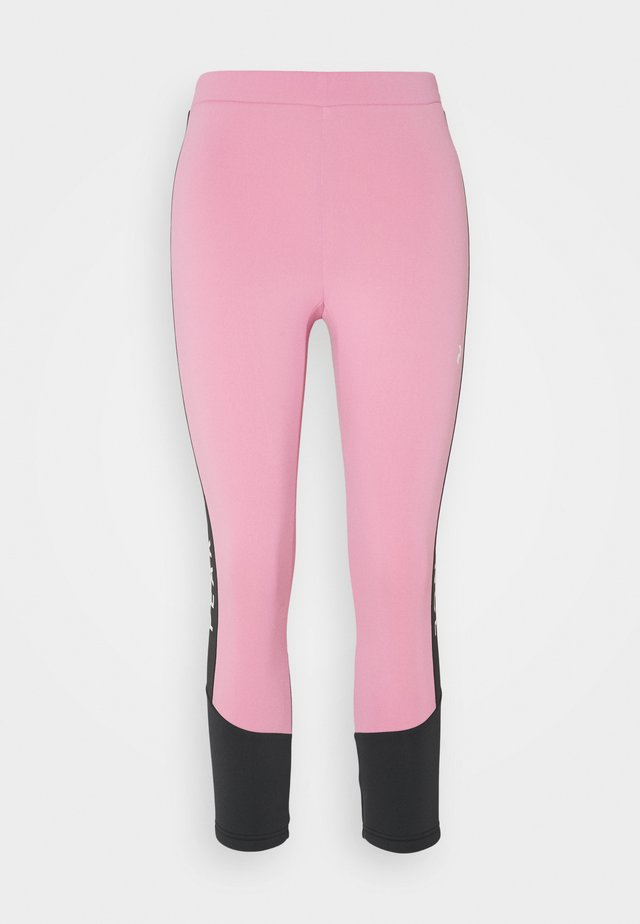 RIDER PANTS - Collant - frosty rose