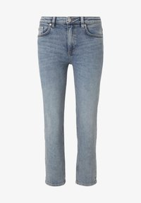 TOM TAILOR - Straight leg jeans - vintage stone wash denim - 0