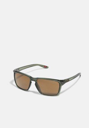 SYLAS UNISEX - Sunglasses - olive ink