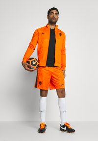 Nike Performance - NIEDERLANDE KNVB - National team wear - safety orange/black - 1
