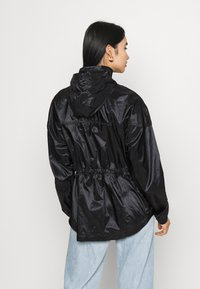 Nike Sportswear - SUMMERIZED - Summer jacket - black/white - 2