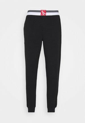 JOGGER - Pantalón de pijama - black