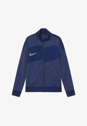 DRY ACADEMY  - Training jacket - blue void/white