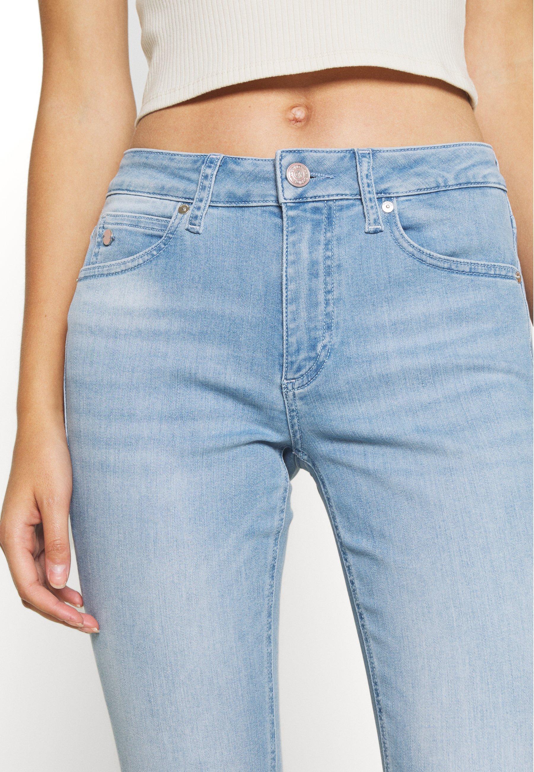 Calvin Klein Jeans Skinny - light-blue denim