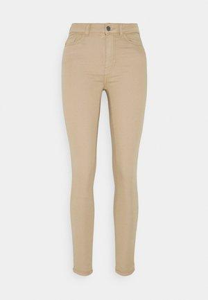 JDYLARA LIFE - Jeans Skinny Fit - beige
