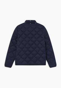 GANT - THE WEIGHT DIAMOND PUFFER - Winter jacket - evening blue - 2