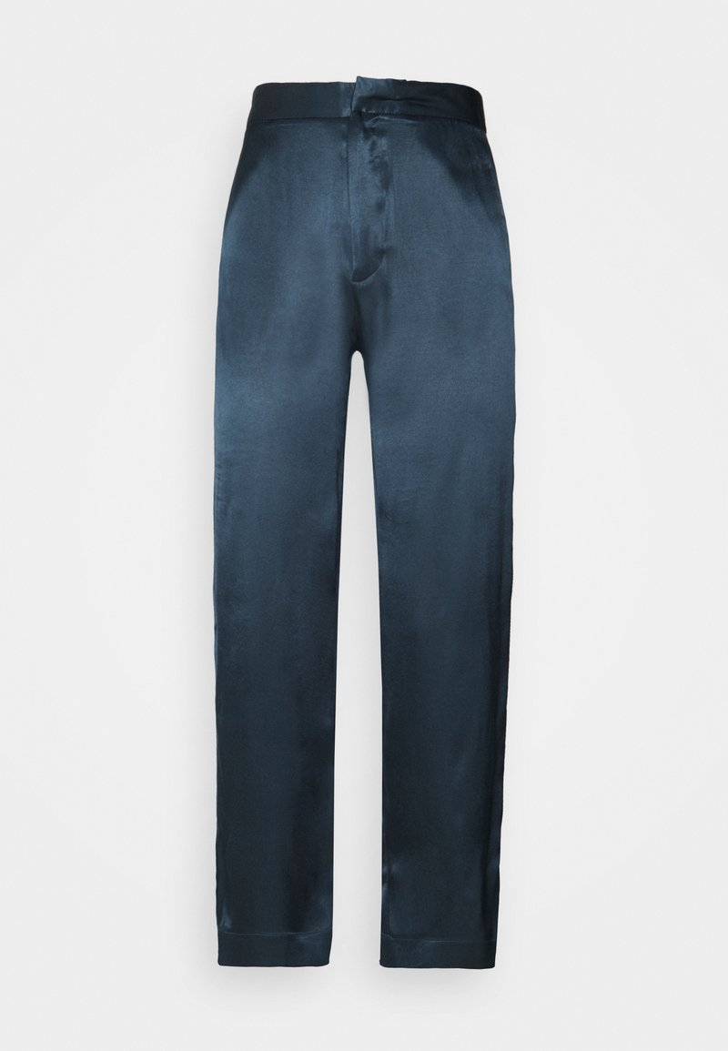 ASCENO - THE OLBIA TROUSER - Pyjamabroek - petrol