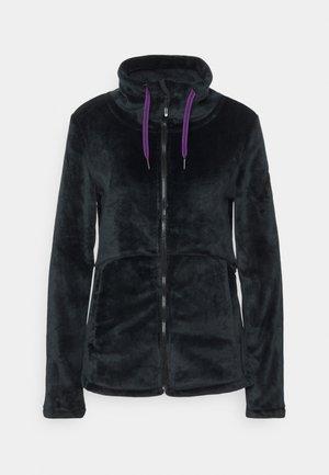 TUNDRA  - Fleece jacket - true black