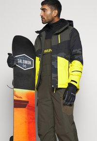 Brunotti - Zimní kalhoty - pine grey - 3