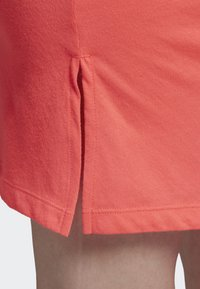 adidas Originals - TREFOIL DRESS - Jersey dress - orange - 4