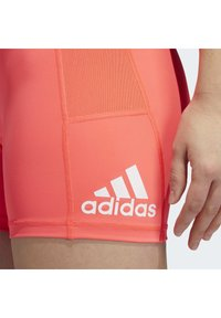 adidas Performance - ALPHASKIN SHORT TIGHTS - kurze Sporthose - pink - 4