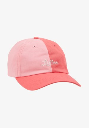 SPLIT DAD CAP - Caps - pink/light pink