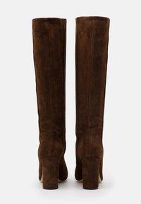 Jonak - CALIME - Laarzen met hoge hak - marron force - 3