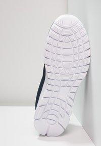 Kappa - ROCKET  - Chaussures d'entraînement et de fitness - navy/white - 4