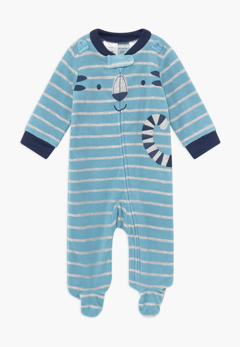 Carter's - TIGER BABY - Pyžamo - blue