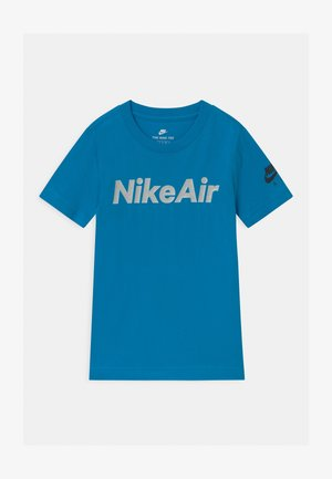 AIR - T-shirt print - laser blue