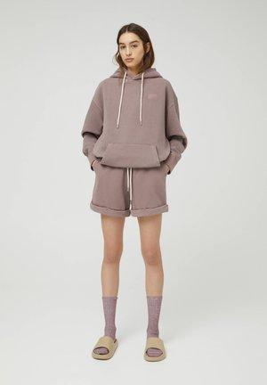 Shorts - bordeaux