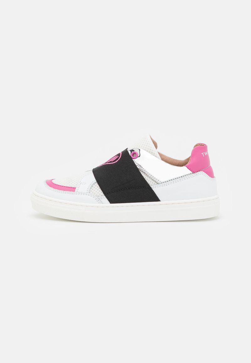 TWINSET - ARTIST HEART - Trainers - offwhite/rose bloom
