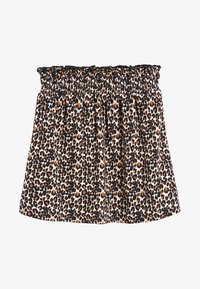 Next - A-line skirt - black - 0