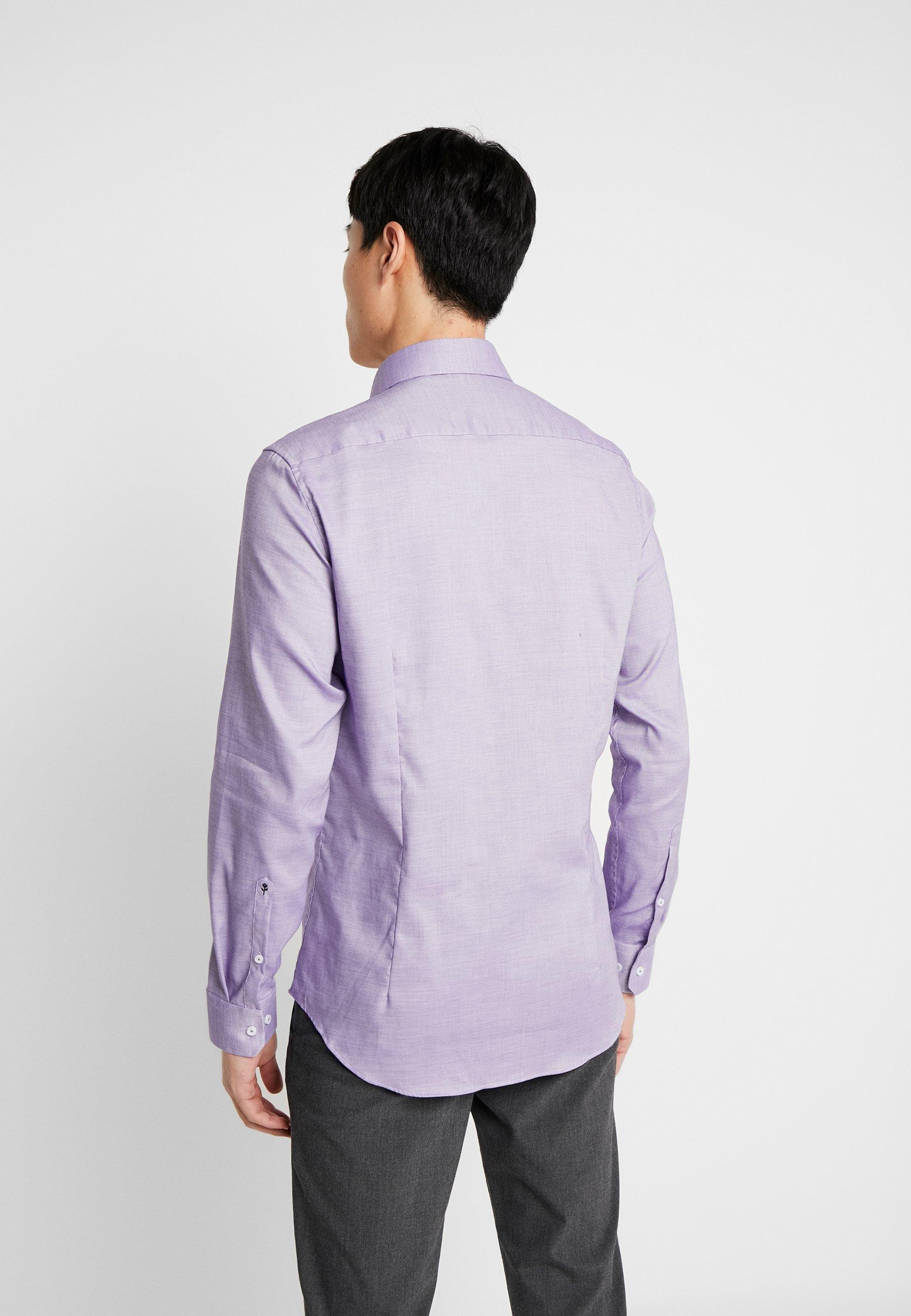 Seidensticker SLIM FIT - Chemise - purple