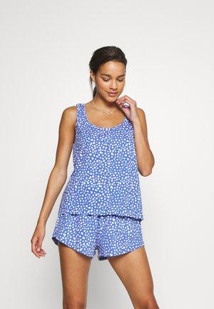 TAVI SET - Pyžamová sada - blue