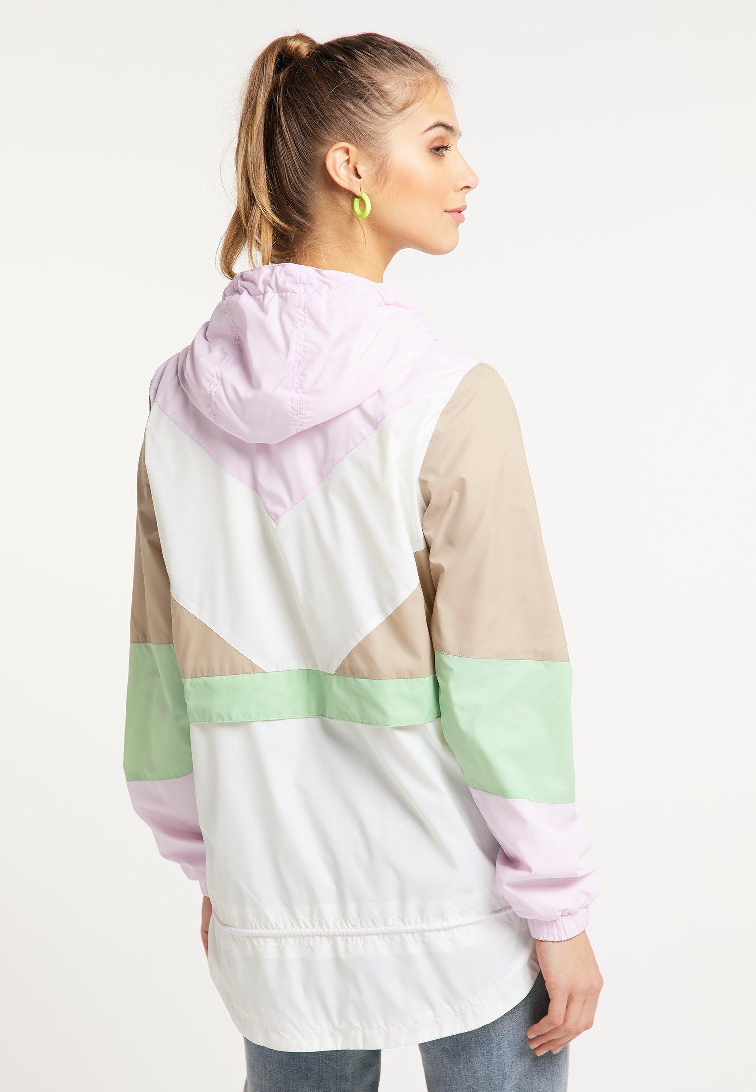 myMo Leichte Jacke light pink/lila