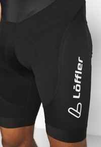LÖFFLER - BIKE BIB SHORTS WINNER - Tights - black - 4