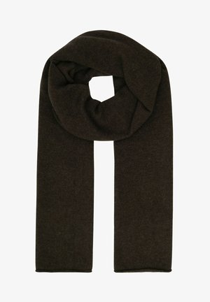 Sjaal - braun melange