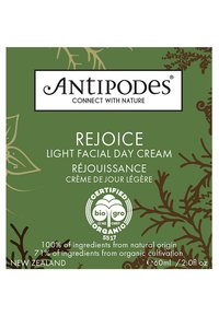 Antipodes - REJOICE LIGHT FACIAL DAY CREAM  - Soin de jour - - - 1