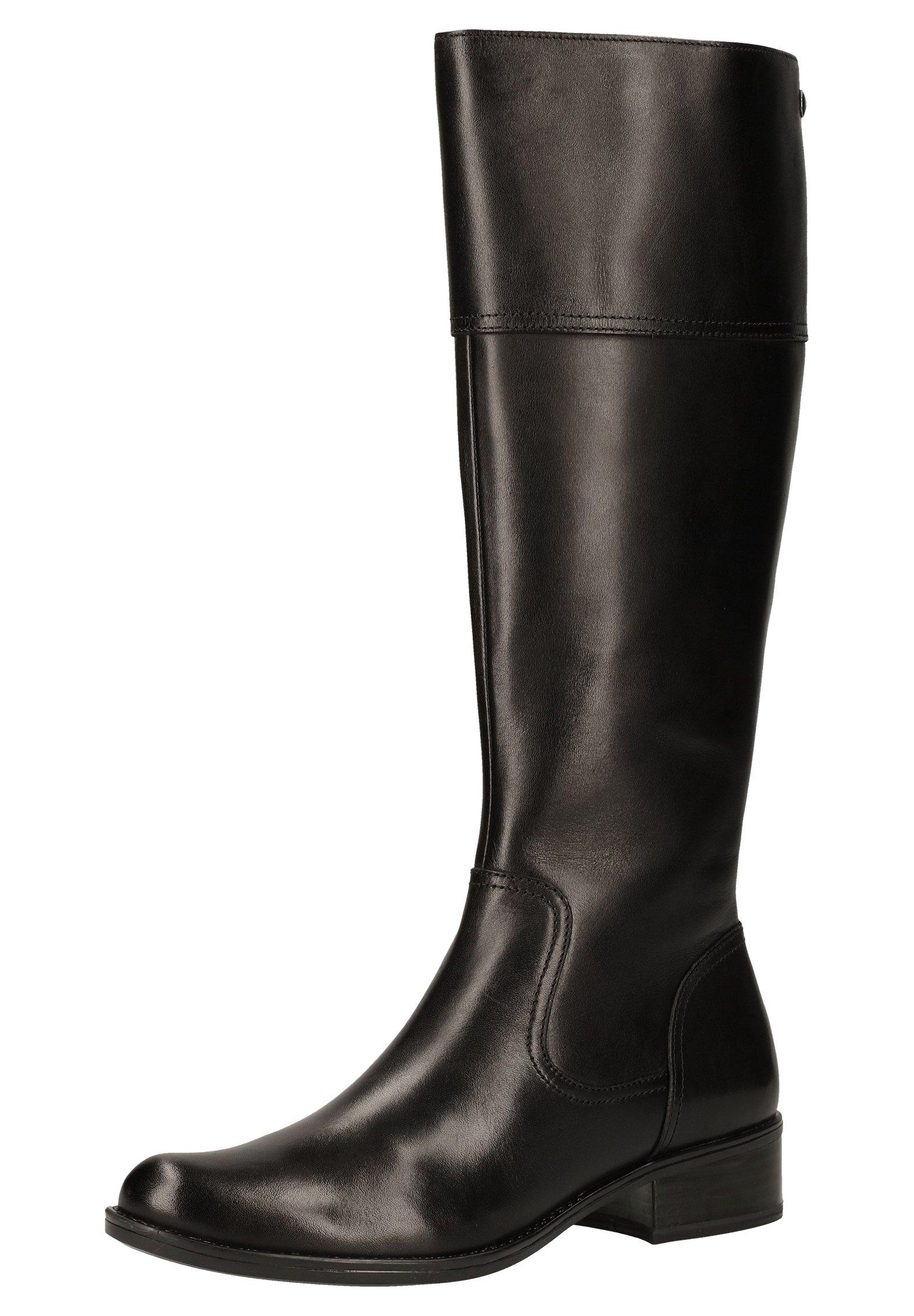 Caprice Stiefel black nappa/schwarz