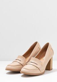 Wallis - CHARDONNAY - Classic heels - beige - 4