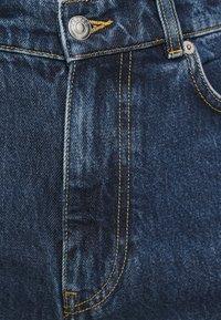 ARKET - Straight leg jeans - blue dark - 5