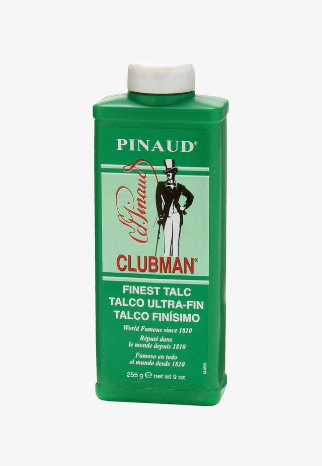 TALC WHITE 255G - Deodorant - -